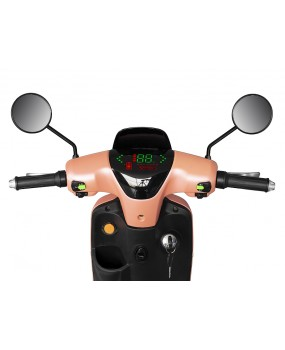 Электроскутер City Pink 800W/48V