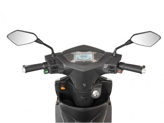 Электроскутер Comfort 800W/60V