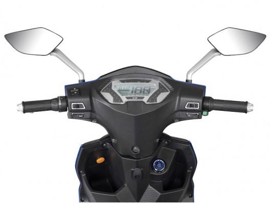 Электроскутер Sport 1200W/72V