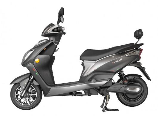 Электроскутер Vip Rider Black 800W/60V