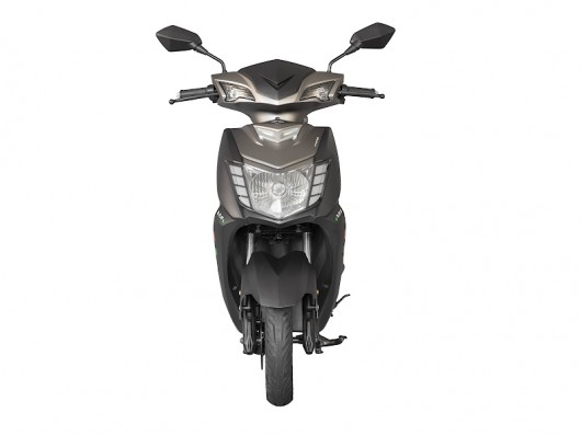 Электроскутер Vip Rider 800W/60V
