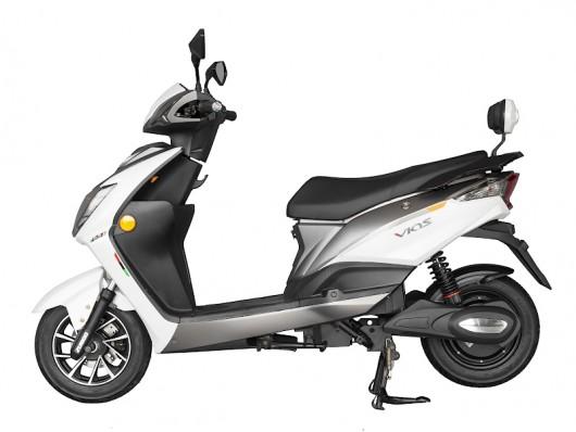 Электроскутер Vip Rider White 1000W/72V