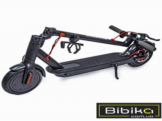 Электросамокат Scale Sports SS-11 Titan черный
